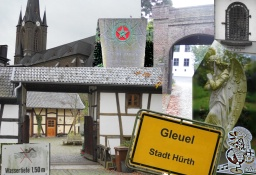 Gleueler Collage