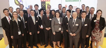 EXPO REAL 2010 - Gruppenfoto